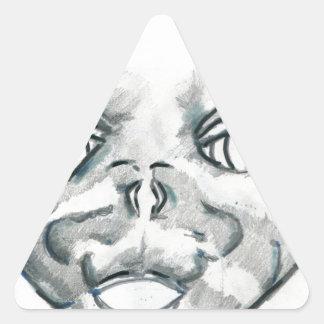 GreyAnimilia Triangle Sticker