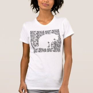Greyfoot Cat Rescue Adopt Rescue Spay Neuter Shirt