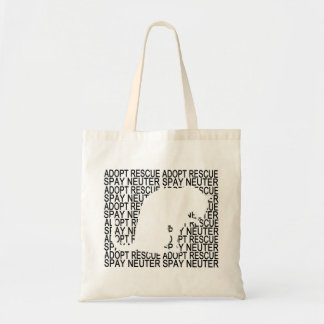 Greyfoot Cat Rescue Adopt Rescue Spay Neuter Tote Tote Bags