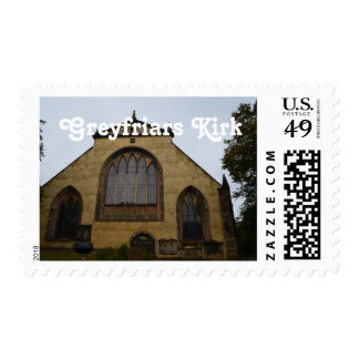 Greyfriars Kirk Postage Stamps