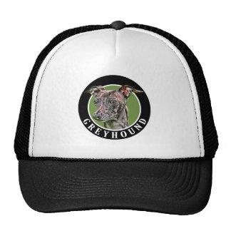 Greyhound 002 trucker hat