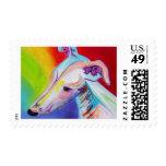 Greyhound #2 stamp