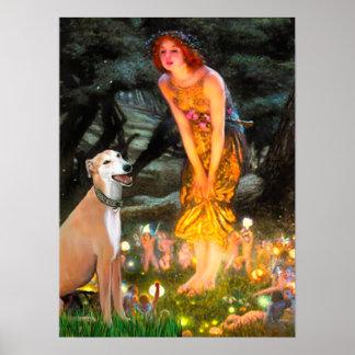 Greyhound 9B - MidEve Poster