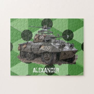 Greyhound APC Jigsaw Puzzle