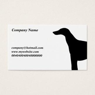 Greyhound, Business Card