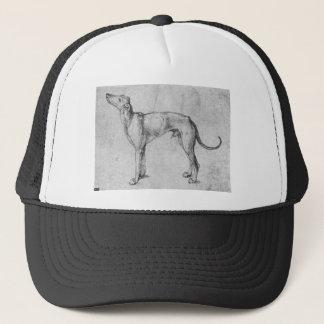 Greyhound by Albrecht Durer Trucker Hat