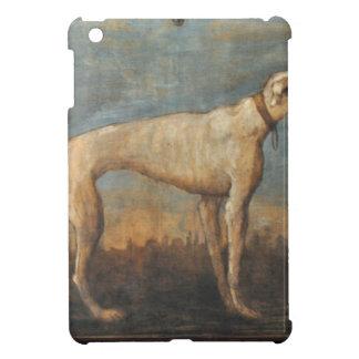 Greyhound by Giovanni Domenico Tiepolo Case For The iPad Mini