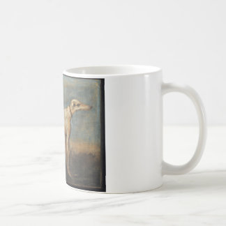 Greyhound by Giovanni Domenico Tiepolo Coffee Mug