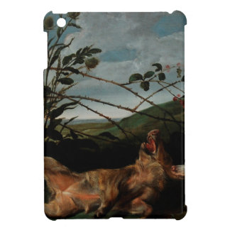 Greyhound Catching a Young Wild Boar Frans Snyders iPad Mini Cover