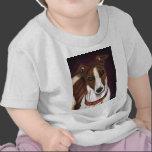 Greyhound Dog Art - Royalty T-shirts