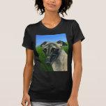 Greyhound Dog Art - Teddy T Shirts