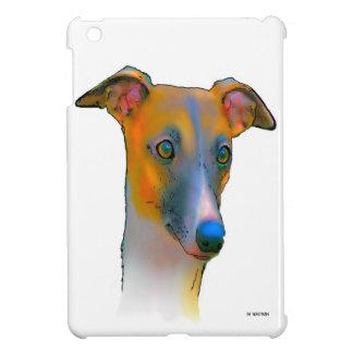 Greyhound  dog iPad mini covers