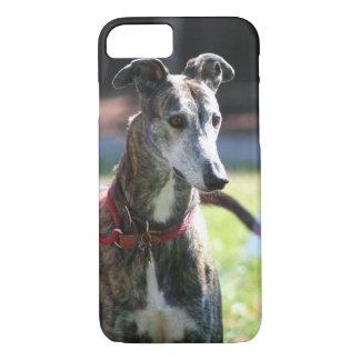 Greyhound dog iPhone 7 case