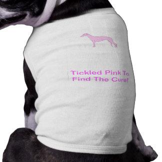 Greyhound Doggie Shirt