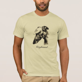 Greyhound Elegant Pet T-Shirt