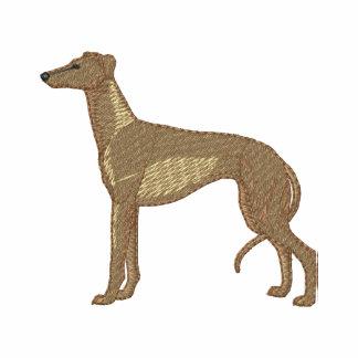 Greyhound Embroidered Hooded Sweatshirts