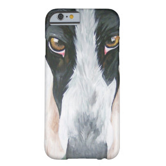 Greyhound Eyes Barely There iPhone 6 Case