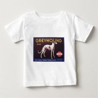 Greyhound Fruit Crate Label T Shirt