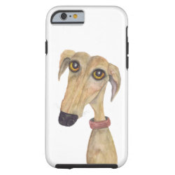 Case-Mate Barely There iPhone 6 Case with Greyhound Phone Cases design