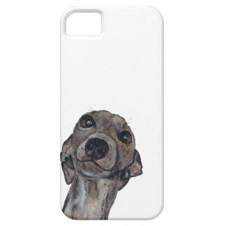 GREYHOUND g909 iPhone SE/5/5s Case