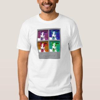 Greyhound Homage to Tshirts