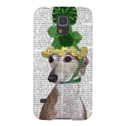 Case-Mate Barely There Samsung Galaxy S5 Case with Greyhound Phone Cases design