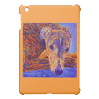 "Greyhound iPad Case - ""Ace"""