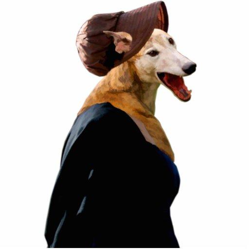 Greyhound James Erl Photo Sculpture