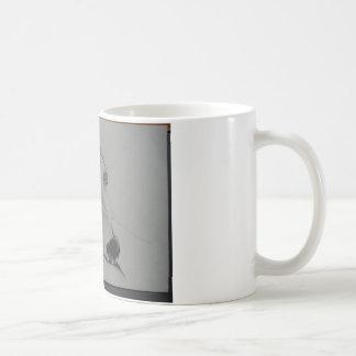 greyhound.jpg classic white coffee mug