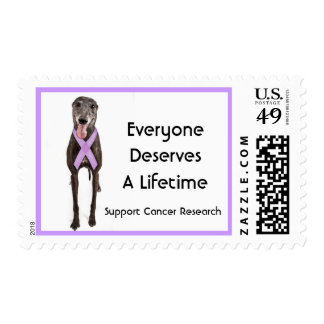 Greyhound - Lifetime Stamp
