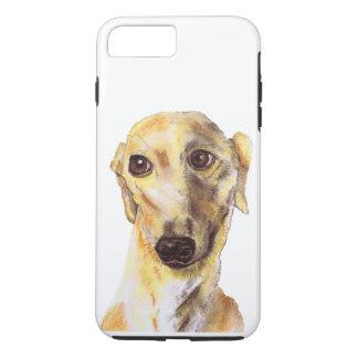 GREYHOUND LOVE iPhone 7 PLUS CASE
