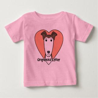 Greyhound Lover Baby T-Shirt