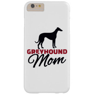 Greyhound Mom Barely There iPhone 6 Plus Case