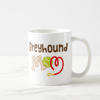 Greyhound Mom (Dog Breed) Gift Coffee Mug