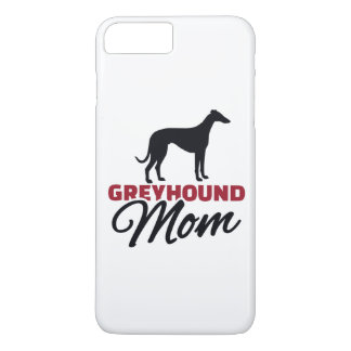 Greyhound Mom iPhone 8 Plus/7 Plus Case