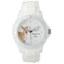 Greyhound Mom Watch