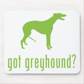 Greyhound Mouse Pad