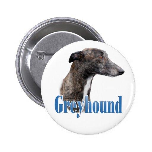 Greyhound Name Button