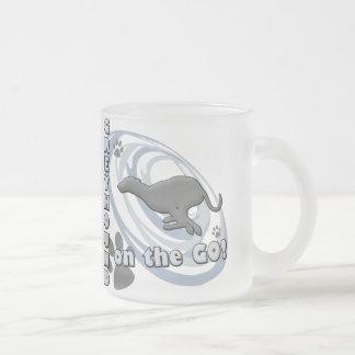 Greyhound On the Go Coffee Mug