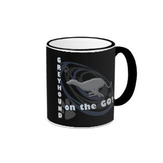 Greyhound On the Go Mugs