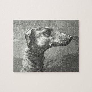 Greyhound Jigsaw Puzzle