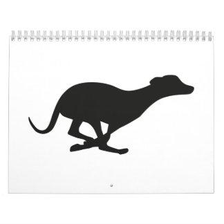 Greyhound racing calendar