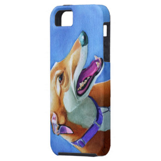 Greyhound Rescue iPhone SE/5/5s Case