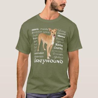 Greyhound Traits T-Shirt