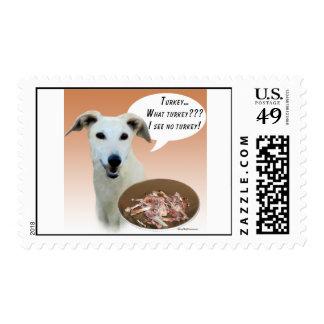 Greyhound Turkey Stamp