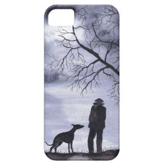 GREYHOUND WALK g914 iPhone SE/5/5s Case