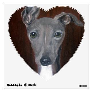 Greyhound Wall Decal