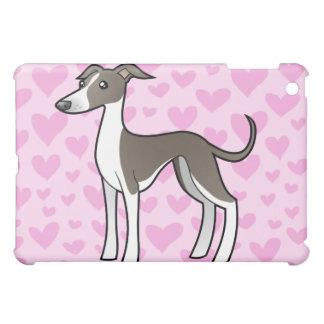 Greyhound / Whippet / Italian Greyhound Love Cover For The iPad Mini