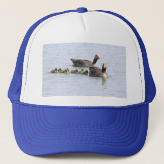 Greylag Family Trucker Hat