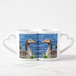 Greylag Goose Coffee Mug Set